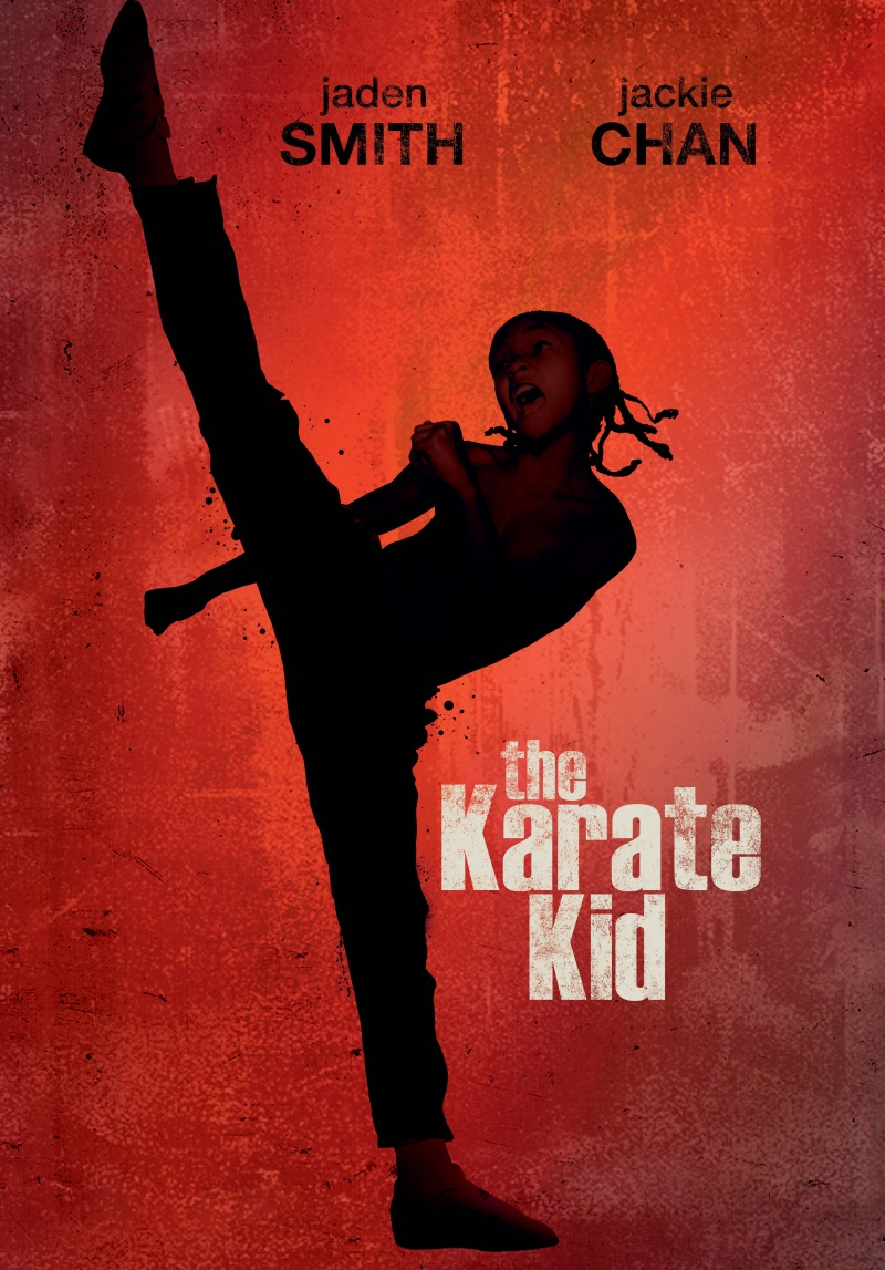 Karate Kid Movie Poster 2010