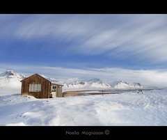 Winterland- Snfellsnes-Iceland (N) Tags: trip travel winter house snow mountains cold home casa iceland islandia nieve north paisaje hut viajes invierno nordic refugio scandinavia fro frio lanscape montanas snfellsnes escandinavia noeliamagnusson wwwnoeliamagnussoncomnnoemagnusson nmagnusson