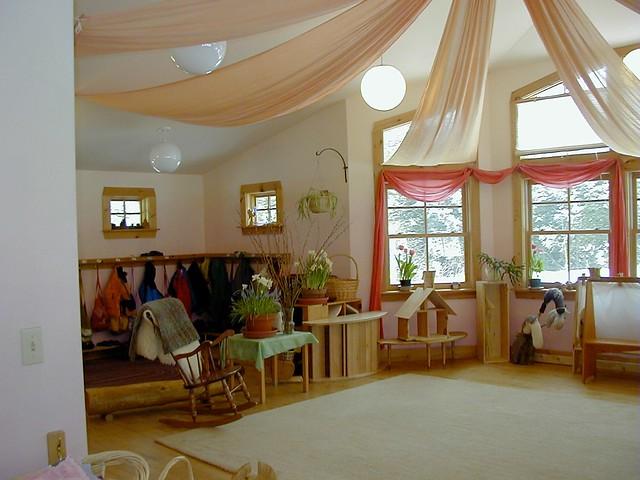 My Waldorf Kindergarten Classroom