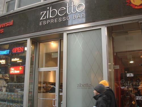 Zibetto Espresso Bar
