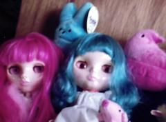 Blythe and Peeps 4
