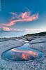 """Mirror mirror on the shore, which cloud is the fairest of them all?"" (Rob Orthen) Tags: sunset sea sky reflection rock suomi finland landscape nikon europe scenic rob tokina 09 scandinavia polarizer meri maisema vesi archipelago kesä pinta d300 heijastus gnd 1116 nohdr orthen leefilters roborthenphotography tokina1116 tokina1116mm28 seafinland"