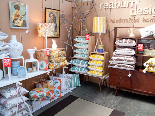 Reaburn Design pop-up shop