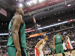 Raps vs. Celtics