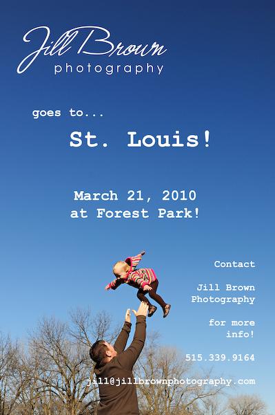 JBP goes to St. Louis!