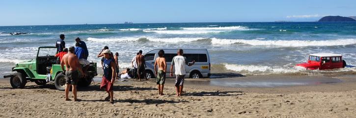 Tamarindo, Brasilito et la plage Chonchal, Costa Rica