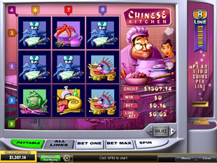 Chinese Kitchen slot game online review
