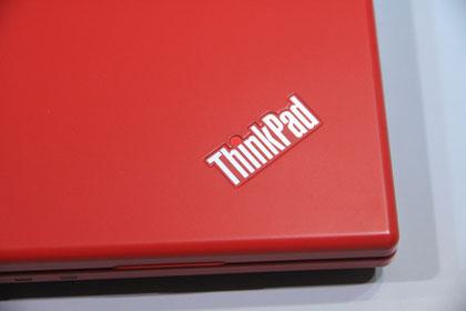 ThinkPad X100e ロゴ