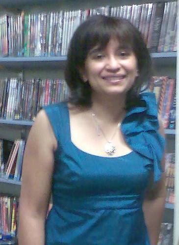 Nalini Singh book fan photo