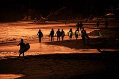 Sunzal (arturotreminio) Tags: nikon surfing beaches surfers elsalvador playas lalibertad d40 nikcolorefexpro elsunzal