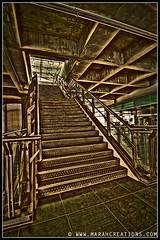 Staircase (Marah Iskandar) Tags: tokina 1116 tonemapped marinabarrage