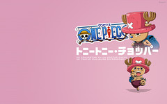 Wall Chopper 02 (Xokhon - Xwin) Tags: wallpaper anime one chopper tony piece
