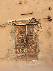 Beauty in Ugly  .. Kharj, Saudi Arabia (Ashraf Osman) Tags: door old travel dog house kilimanjaro club canon golf puppy indonesia thailand photography puppies rust ruins gate furniture bangkok meta egypt rusty hobby swing hills mai cairo bunker stewart jakarta malaysia saudi arabia beverly chiang riyadh hamad bkk middleage osman ashraf jepara kharj daig dirab daij