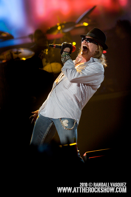 Guns N' Roses @ Copps Coliseum