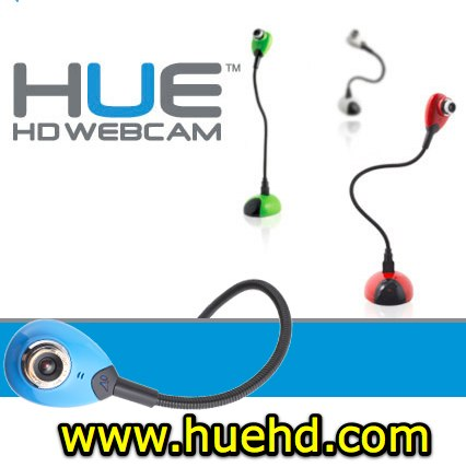 Hue HD Webcam - Official Website