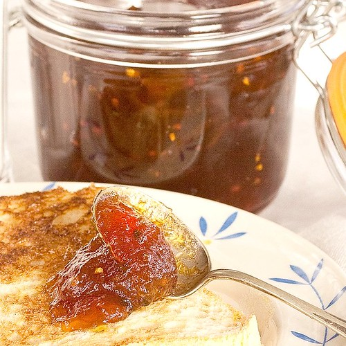 orange & cardamom marmalade on toast 2a