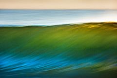 flowin (laatideon) Tags: ocean sea abstract blur sunrise canon surf waves f22 panned etcetc 100400l 14sec intentionalcameramovement laatideon deonlategan amrunningoutoftitles