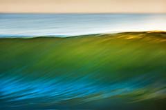 flowin (laatideon) Tags: ocean sea abstract blur sunrise canon surf waves f22 panned etcetc 100400l 14sec intentionalcameramovement laatideon deonlategan amrunningoutoftitles