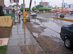Chiclayo: Twenty-four hours of rain