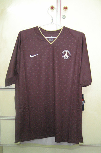 Paris St. Germain 2006/2007 Away S/S