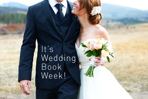 wedding book week