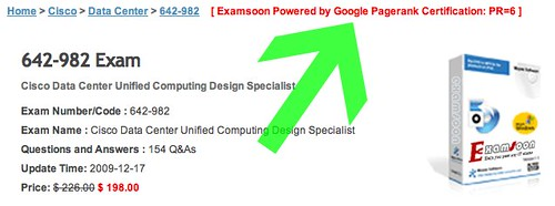 Powered by Google Pagerank Certification