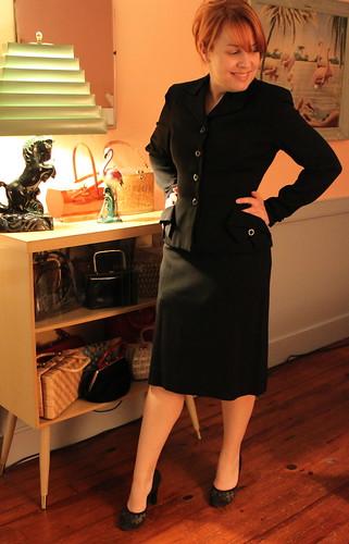 New vintage suit