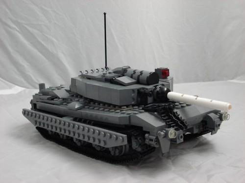 Advanced Main Battle Tank