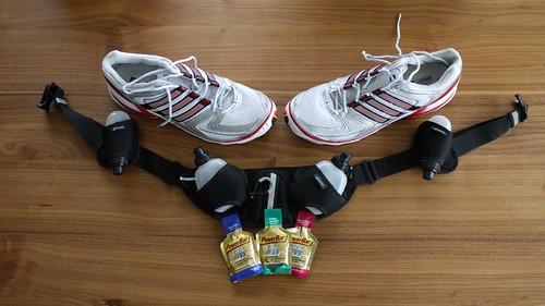 Jogging Ausrüstung
