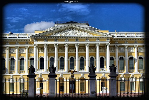 State Russian Museum. Saint-Petersburg.  Государственный Русский Музей. Санкт-Петербург. ©  Peer.Gynt