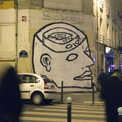 zoo project (lepublicnme) Tags: streetart paris france square graffiti march shutter 2010 carr zooproject carrfranais