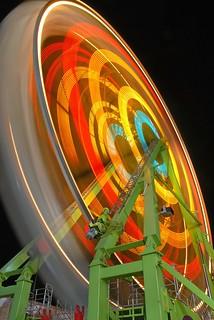 tilt wheel