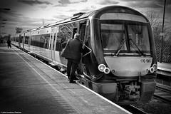 Willington Station, Derbyshire (Jonathan Fletcher Photography) Tags: train nikon diesel engine railway trains staffordshire vr midlands willington d300 18200mm