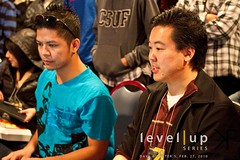 FilipinoChamp vs jchensor at the Level|Up Series D&B Event