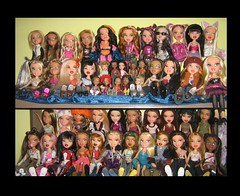 my bratz dolls (Kumiko Ai) Tags: cats beautiful fashion toys cool doll katia sweet leah dana jade sasha yasmin kumi bratz cloe phobe roxxy ohlala fianna nevra meygan stilyn