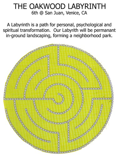 Oakwood Labyrinth