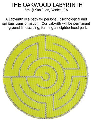 Oakwood Labyrinth