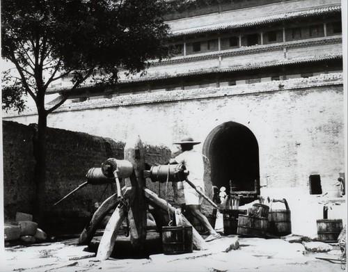 60年前的西门大井