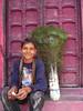 put a smile on your face (arunsprabhu) Tags: pink krishna jaipur krishnan pinkcity mayilpeeli maiyilpili