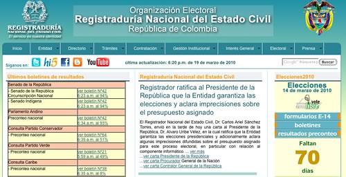 4447480348 2989436d77 Registraduría Nacional de Colombia.. ¿DoS o Negligencia?