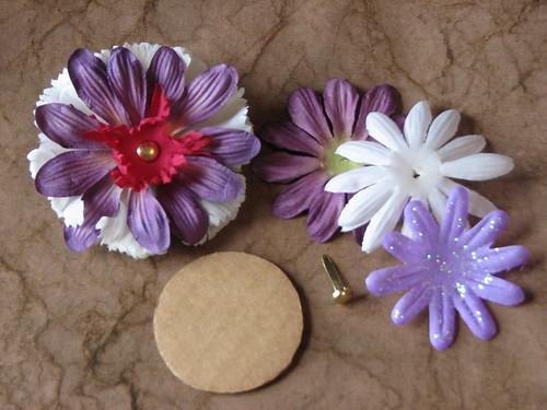Flower Pin 001