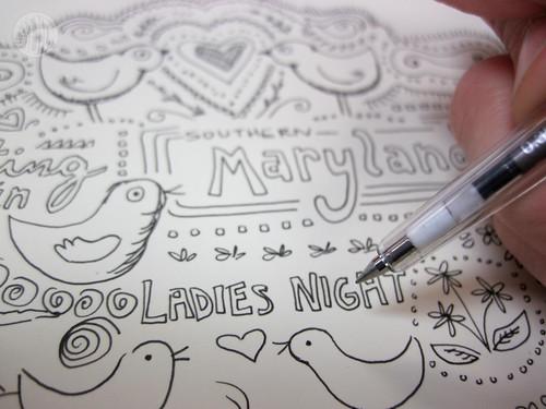 Maryland Ladies Night