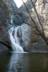 Pacheco Falls Photo