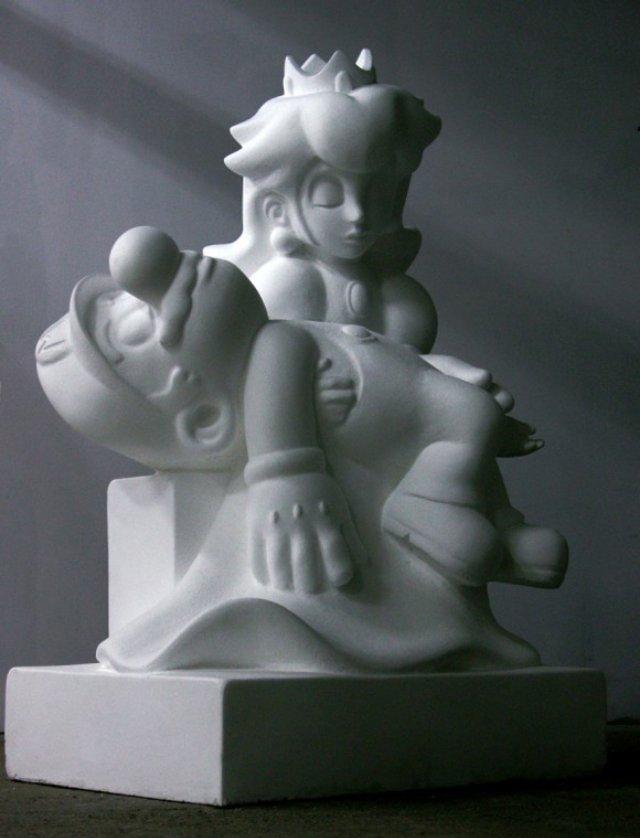 design-fetish-Kordian-Lewandowski-mario-bros-la-pieta-1