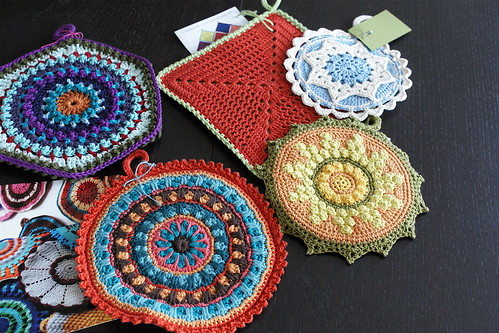 Potholders Galore!