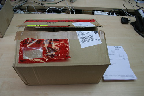 XBee-PRO 868 Development Kit arrived!