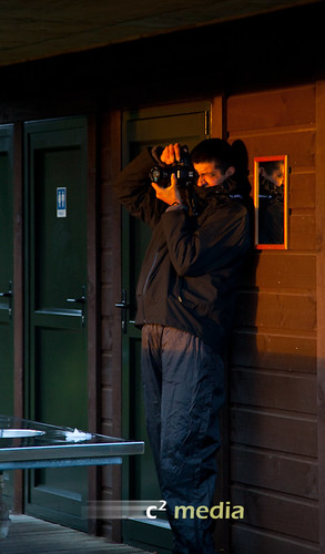 Neerav shoots the sunrise