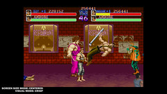 Final Fight: Double Impact (centered, crisp setting)
