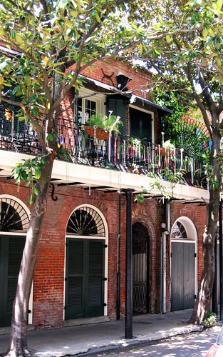 New Orleans provides a template for beautiful, walkable communities (c2010 FK Benfield)