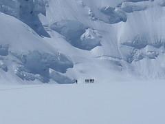 Aufstieg zur Lötschenlücke (mboelli) Tags: skitour lötschenlücke